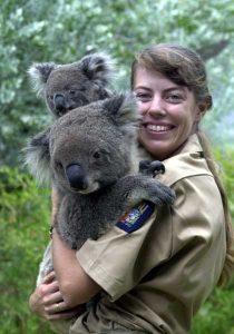 koala-and-christine