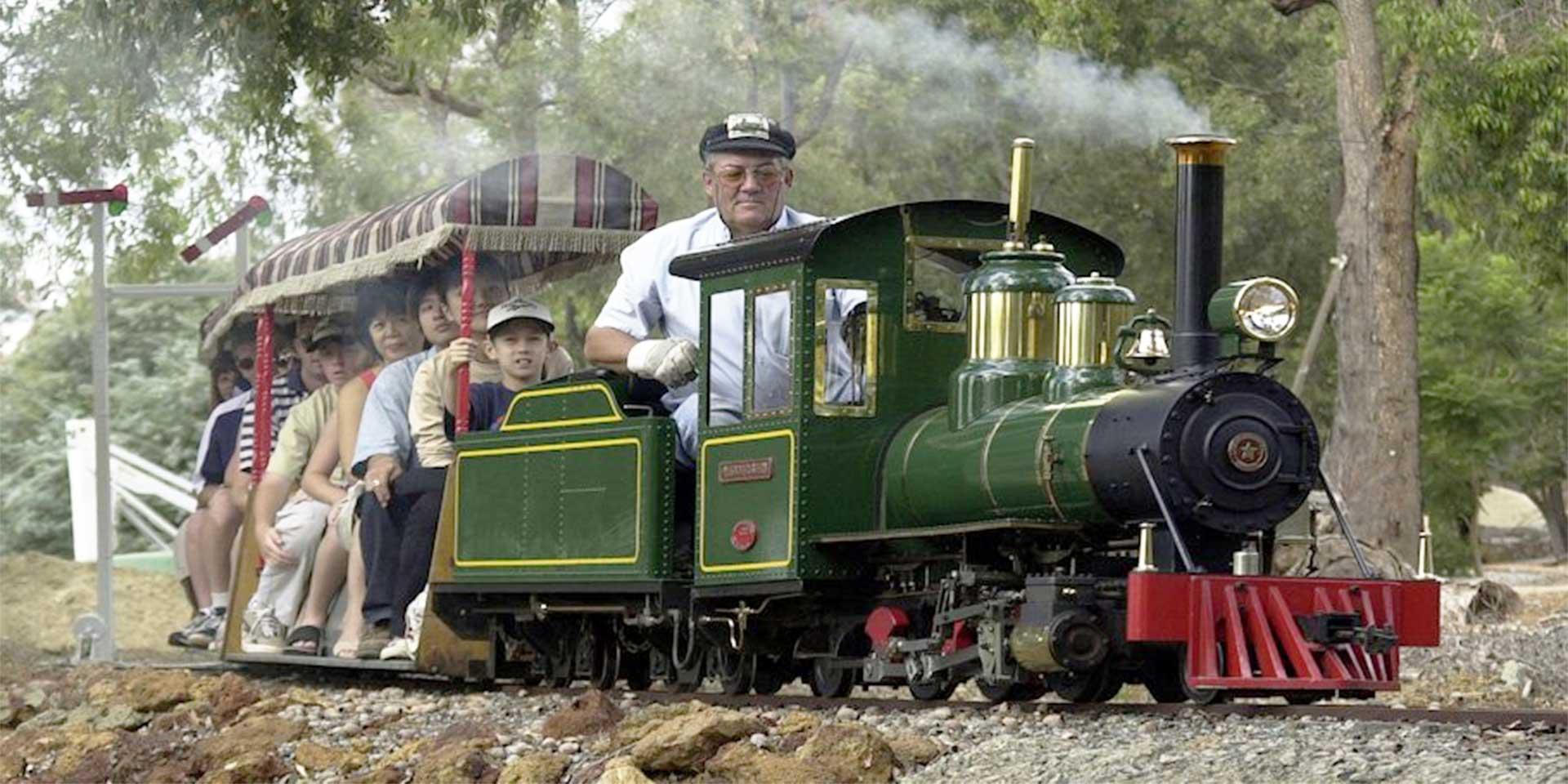 Cohunu Koala Park Miniature Railway