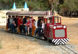 Cohunua Koala Park Miniature Railway