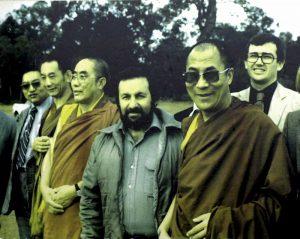 Dali Lama in Cohunu Koala Park