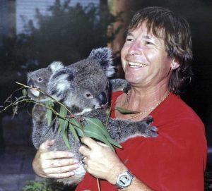 John Denver in Cohunu Koala Park